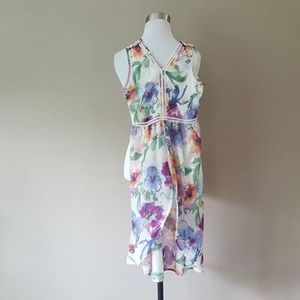 Other - Culotte Dress / Colorful / Size 10